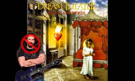 Dream Theater – Metropolis Pt. I (Guitar Backing Track)