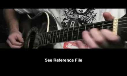 How to play Rhiannon by Fleetwood Mac Guitar Lesson