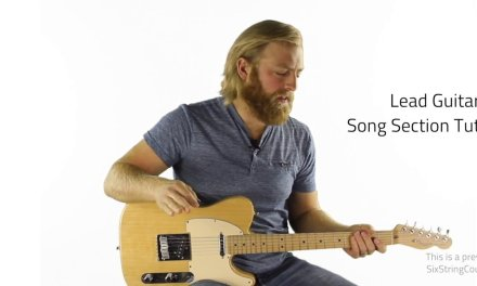 It's a Great Day to Be Alive – Travis Tritt Guitar Lesson