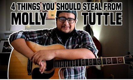 4 Things You Should Steal From Molly Tuttle's White Freightliner Blues – Bluegrass Guitar Lesson
