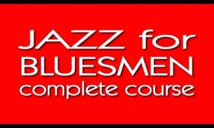Jazz for Bluesmen – Lesson 6 of 23