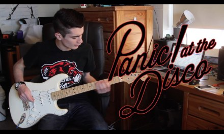 Panic! At The Disco – Emperor's New Clothes (Guitar & Bass Cover w/ Tabs)
