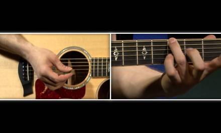 How To – Essential scales in Bluegrass Guitar with Nate Savage Video