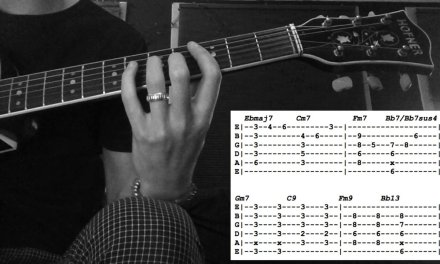 Jazz Guitar Lesson: Misty – Erroll Garner Chord melody Arrangement with Tabs