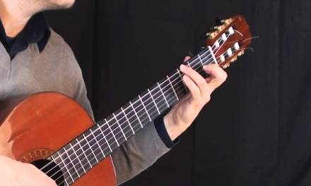 The Second Waltz (Shostakovich) Played on Classical Guitar