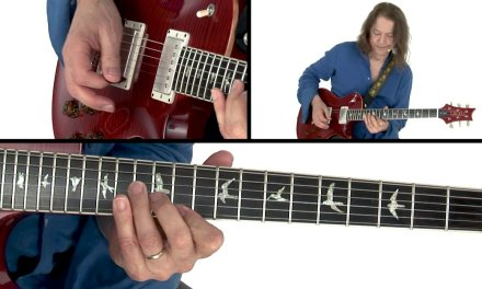 Robben Ford Guitar Lesson – Diminished Scale Demo – Solo Revolution: Diminished Lines