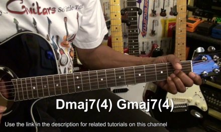 How To Play 2 Chord Guitar Songs! Learn Seal TOUCH + Links To More! EricBlackmonMusic