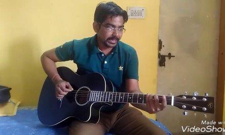 Beginner guitar lesson in hindi