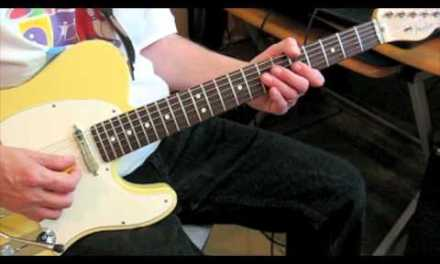 Guitar Lesson: Can't You Hear Me Knockin' (Rolling Stones)