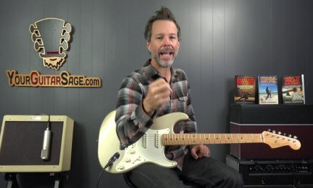 How to Use Scales Over Chord Progressions and Q&A!!  – Guitar Lesson