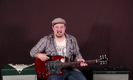 Killer Blues Lick in the Key of C (Clapton Guitar Lesson)