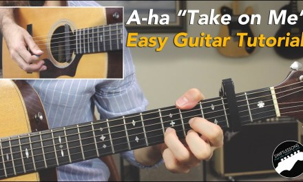 """Easy Song for Guitar 