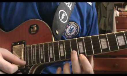 Maria Maria (Santana) Guitar Lesson