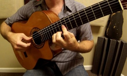 Hallelujah – Solo Fingerstyle Guitar Arrangment