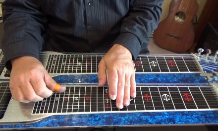 Help with Fret Positions and Blocking | Pedal Steel Guitar Lesson