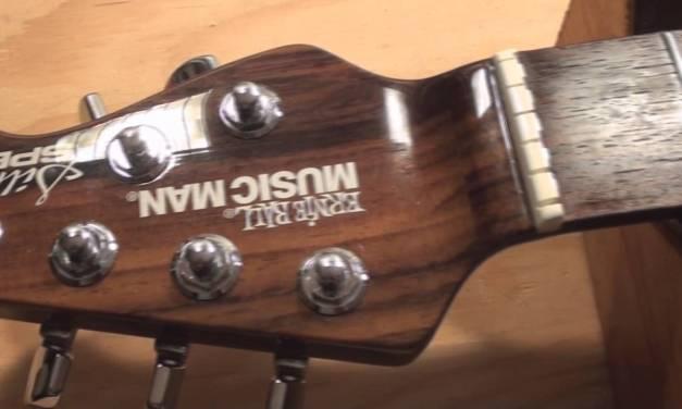 Music Man Silhouette Special Guitar