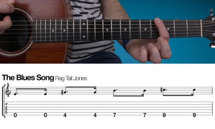 The Blues Song | Beginners Guitar Lesson
