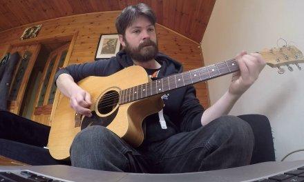 Rory Gallagher Pistol Slapper Blues Guitar Lesson