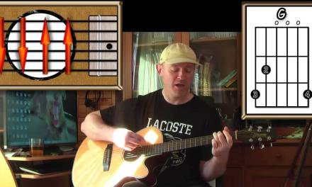 Something Changed – Pulp – Acoustic Guitar Lesson (easy-ish)