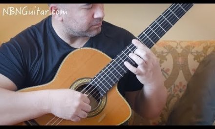 Mazurka en Sol | Classical Guitar Lesson #1 | Francisco Tarrega