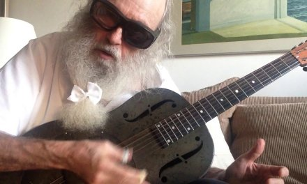 Messiahsez Teaches The Roots Of The Blues, Open D Slide. And Transcendence. Play Blues & Transcend!