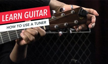 Beginner Guitar Lessons: How to Use a Guitar Tuner | Guitar | Lesson | Beginner