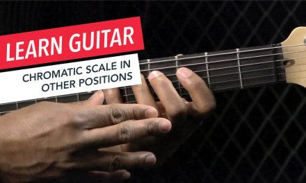 Beginner Guitar Lessons: How to Play the Chromatic Scale in Other Positions   Guitar   Lesson