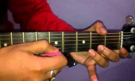 Har Ghari Badal Rahi Hai Guitar Tutorial – Kal Ho Na Ho VERY EASY GuitarLesson
