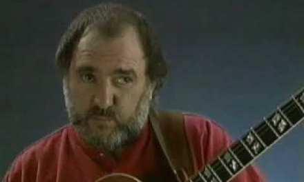 Guitar Lesson – Joe Diorio – Creative Jazz Guitar