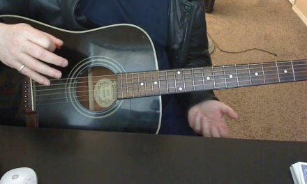 Jazz up your blues guitar lesson