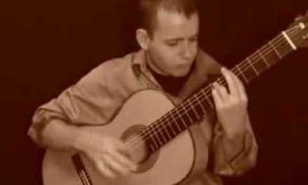 Fuerte — Spanish / Classical Guitar Solo by John H Clarke