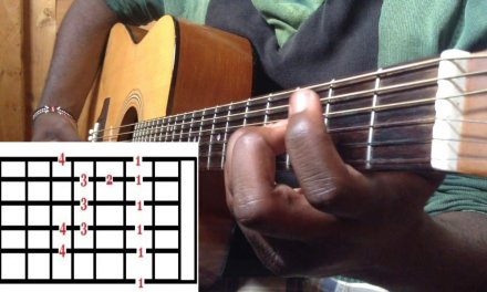 Guitar Lessons: Minor Blues Scale