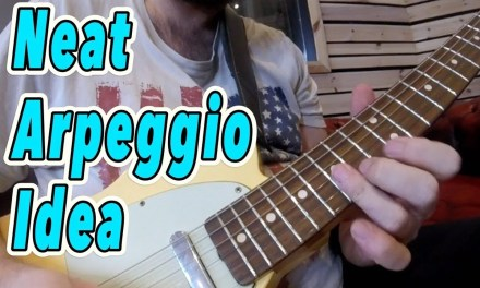 Jazz Up The Blues – Guitar Lesson by Morten Faerestrand