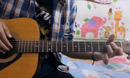 Tera Zikr – Darshan Raval – Guitar Cover Lesson Hindi Chords Easy