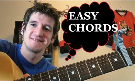 How to play Learn To Fly by Foo Fighters-Easy Beginner Guitar Lesson