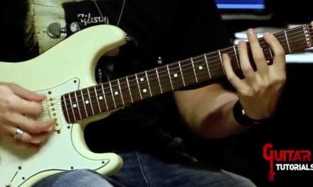 Foxy Lady (Jimi Hendrix) – Rhythm – Guitar Tutorial with Matt Bidoglia