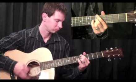 How To Play Guitar – Blues Guitar Lesson – Bird Blues