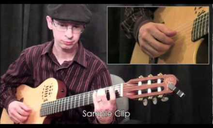 How To Play Guitar – Learn These Major Scales When You Start Playing Classical Guitar