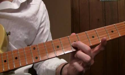 """John Mayer – """"Gravity"""" Lesson 1 – Intro and Chords"""