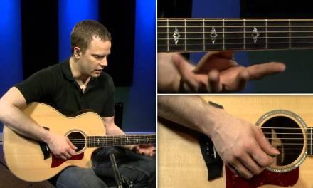 Bluegrass Lead Licks | Guitar Lesson
