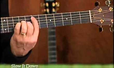 Open Chords Concept – Chords for Worship with Paul Baloche