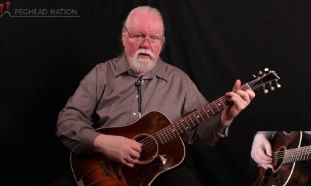 """Make Me a Pallet on Your Floor"" Fingerstyle Lesson, from  Blues Guitar with Orville Johnson"
