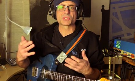 Lead and Rhythm Guitar Workout – Play Along Lesson 11-17-17