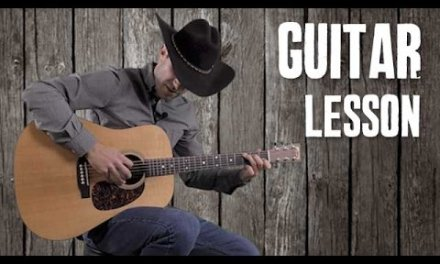 Bluegrass Licks Improvising Guitar Course – Lesson 2 – Easy Bluegrass Flatpicking and Scale Theory