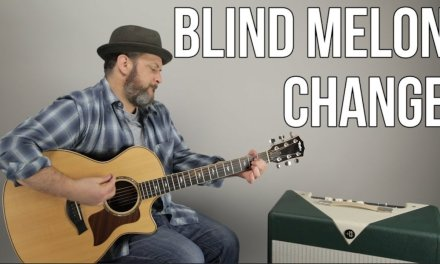 "How to Play ""Change"" by Blind Melon – Guitar Lesson (Easy)"