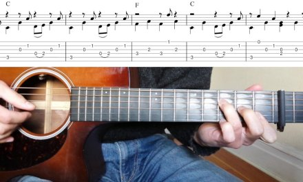 Fingerpicking Guitar Lesson: I'll Be Here In The Morning – Townes Van Zandt