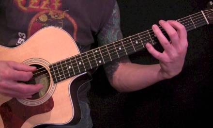 Alice In Chains – Brother – Guitar Solo Lesson (Acoustic)