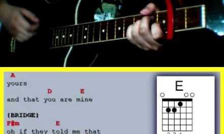 Your Song by Parokya Ni Edgar  – Guitar Chords