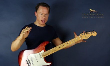 You will never get there without this – Guitar mastery lesson