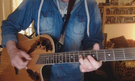Drone Blues Guitar Lesson